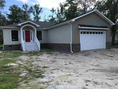 Conway Single Family Home For Sale: 2090 Highway 90