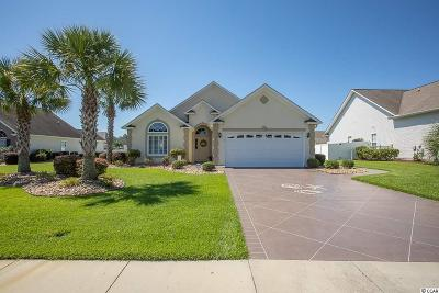 Murrells Inlet Single Family Home Active Under Contract: 206 Southern Breezes Circle