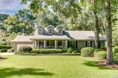 Pawleys Island Single Family Home Active Under Contract: 212 Old Augusta Dr.