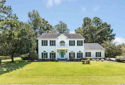 Myrtle Beach Single Family Home For Sale: 221 Ashley River Rd.