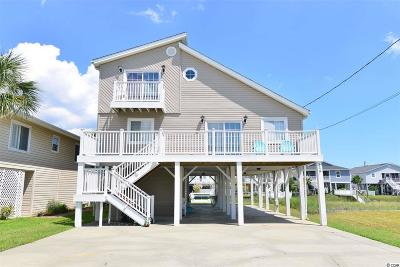 North Myrtle Beach Single Family Home For Sale: 314 59th Ave. N