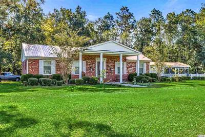 Conway Single Family Home For Sale: 620 Willard Rd.