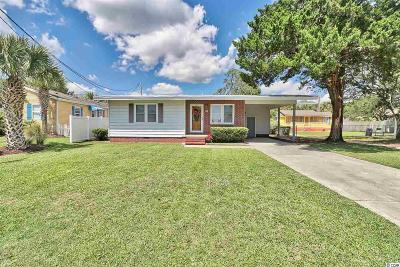 North Myrtle Beach Single Family Home For Sale: 1804 Holly Dr.