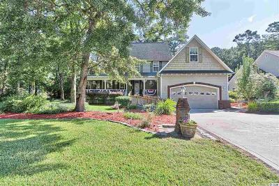 North Myrtle Beach Single Family Home For Sale: 1504 27th Ave. N