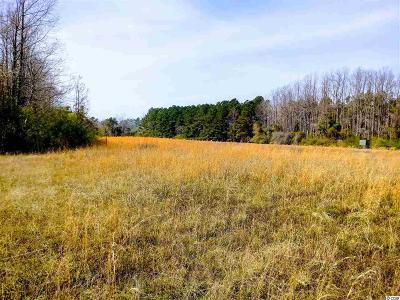 Loris Residential Lots & Land For Sale: Tbd Acres Highway 348
