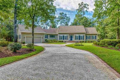 Murrells Inlet Single Family Home For Sale: 4518 Wagon Run Circle
