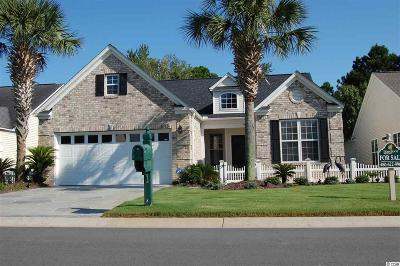 North Myrtle Beach Single Family Home Active Under Contract: 5718 Coquina Point Dr.