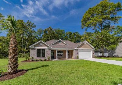 North Myrtle Beach Single Family Home For Sale: 1010 Inlet View Dr.