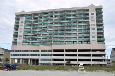 North Myrtle Beach Condo/Townhouse For Sale: 5700 Ocean Blvd. N #PH 7