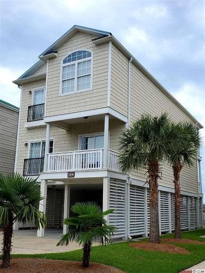 North Myrtle Beach Single Family Home For Sale: 2306 Pointe Marsh Ln.