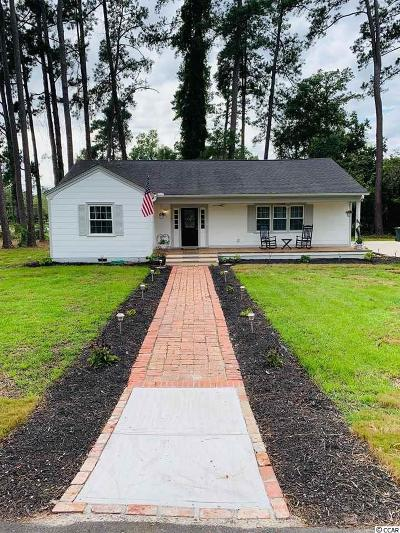 Conway Single Family Home For Sale: 1301 Woody Ln.