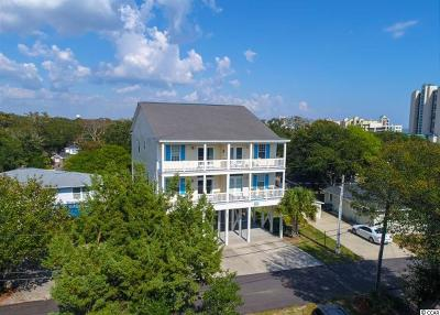 North Myrtle Beach Condo/Townhouse For Sale: 404 A 42nd Ave. S #A