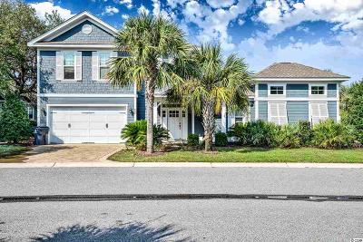 North Myrtle Beach Single Family Home For Sale: 498 Banyan Place