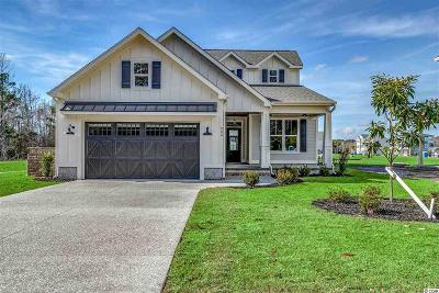 North Myrtle Beach Single Family Home For Sale: 264 Palmetto Harbour Dr.