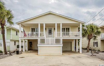 North Myrtle Beach Single Family Home For Sale: 5914 Channel St.