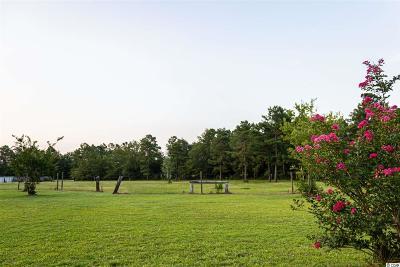 Loris Residential Lots & Land For Sale: 501 Quartermaster Dr.