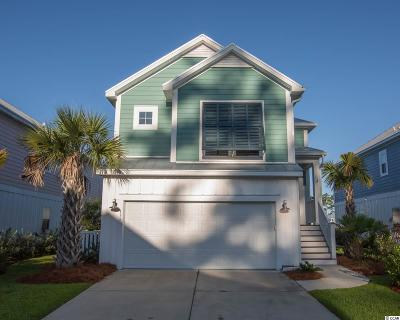 Murrells Inlet Single Family Home For Sale: 136 Splendor Circle