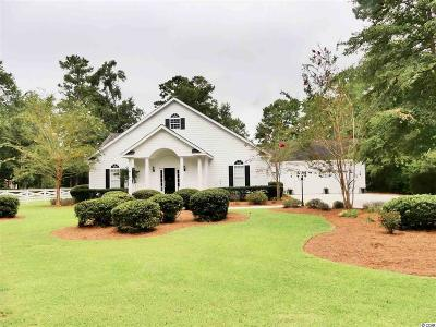 Murrells Inlet Single Family Home Active Under Contract: 4997 Fulton Pl.