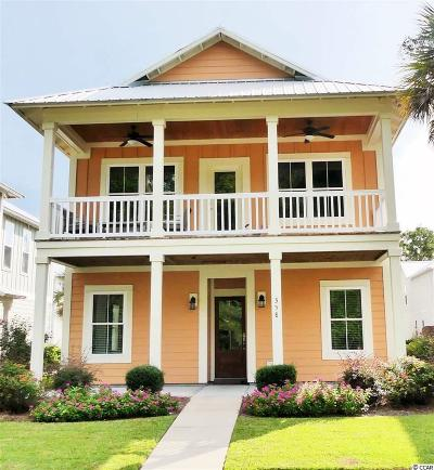 Pawleys Island Single Family Home Active Under Contract: 358 Lumbee Circle
