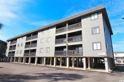 North Myrtle Beach Condo/Townhouse For Sale: 6000 N Ocean Blvd. #248