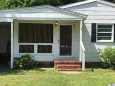 Conway Single Family Home For Sale: 1219 Park Hill Dr.