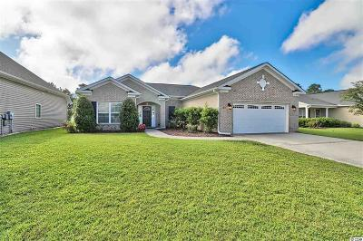 North Myrtle Beach Single Family Home Active Under Contract: 5811 Swift St.