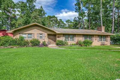 Myrtle Beach Single Family Home For Sale: 104 Quail Hollow Rd.