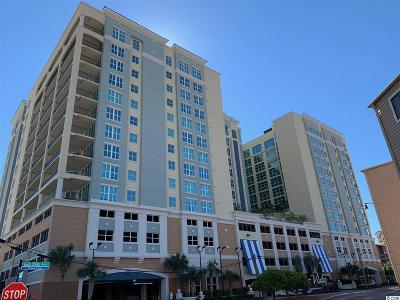 North Myrtle Beach Condo/Townhouse For Sale: 603 S Ocean Blvd. #1410