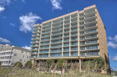North Myrtle Beach Condo/Townhouse Active Under Contract: 501 S Ocean Blvd. #505