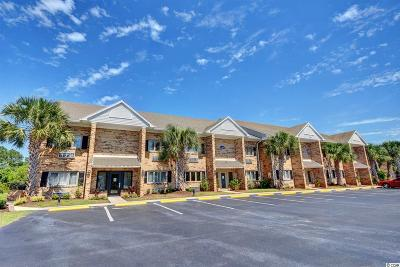 Surfside Beach Condo/Townhouse For Sale: 214 Double Eagle Dr. #F-1