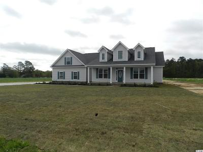 Conway Single Family Home Active Under Contract: Tbd Keysfield Circle