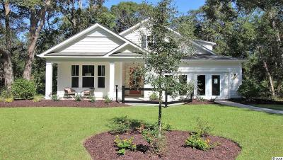 North Myrtle Beach Single Family Home For Sale: 1213 Inlet View Dr.