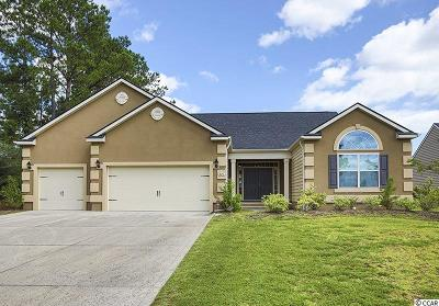 Myrtle Beach Single Family Home For Sale: 821 Waccamaw River Rd.