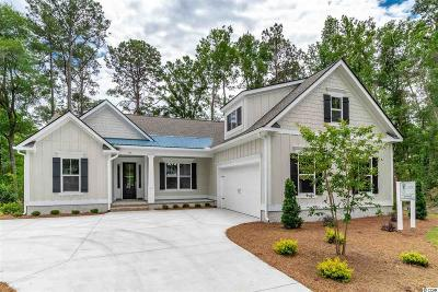 Pawleys Island Single Family Home For Sale: 175 Chapel Creek Rd.