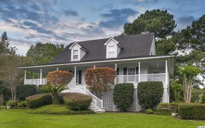 Georgetown Single Family Home For Sale: 151 Live Oak Ln.
