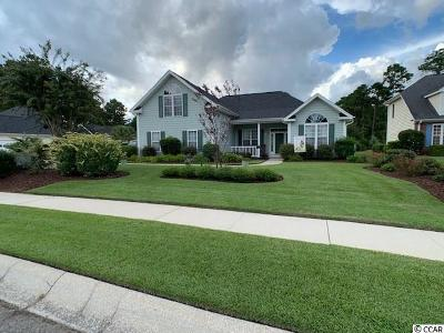 Myrtle Beach Single Family Home For Sale: 4840 Seabreeze Ln.