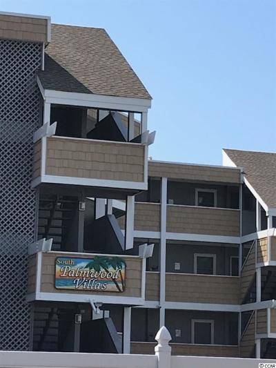 North Myrtle Beach Condo/Townhouse For Sale: 2405 S Ocean Blvd. #205