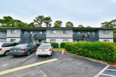 Surfside Beach Condo/Townhouse For Sale: 1101 2nd Ave. N #1606