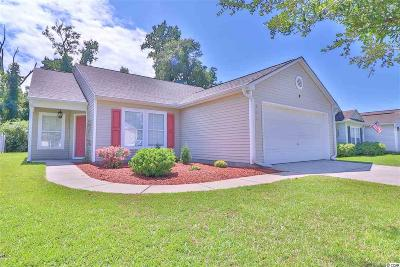 Myrtle Beach Single Family Home For Sale: 211 Bellegrove Dr.