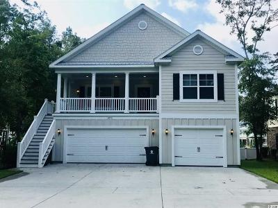 Murrells Inlet Single Family Home For Sale: 3873 Spanner Way