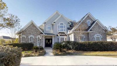 Myrtle Beach Single Family Home Active Under Contract: 1496 Brookgreen Dr.