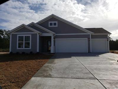 Myrtle Beach Single Family Home Active Under Contract: 1370 Tessara Way