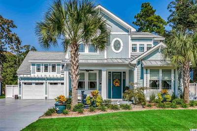 North Myrtle Beach Single Family Home For Sale: 704 39th Ave. S