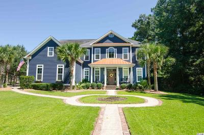 Pawleys Island Single Family Home Active Under Contract: 270 Olde Canal Loop