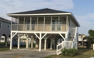 North Myrtle Beach Single Family Home For Sale: 324 58th Ave. N