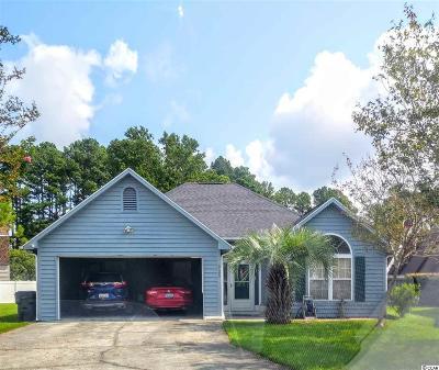 Longs Single Family Home For Sale: 225 Birdie Way