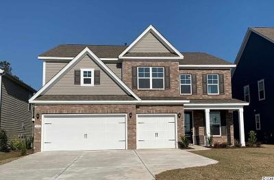 Myrtle Beach Single Family Home Active Under Contract: 1802 Zodiac Court