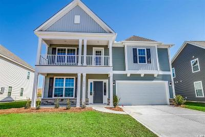 Myrtle Beach Single Family Home For Sale: 5024 Sandlewood Dr.
