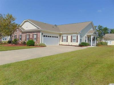 Myrtle Beach Single Family Home Active Under Contract: 131 Rosewater Loop