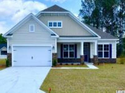Conway Single Family Home For Sale: 553 Hillsborough Dr.